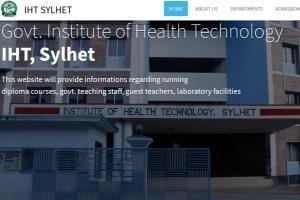 Institution Website