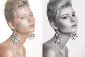 Portfolio for High-End Beauty & Fashion Retouching
