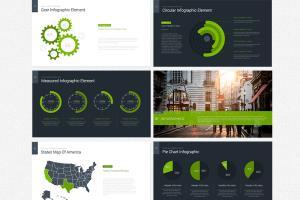Portfolio for Presentation Slides