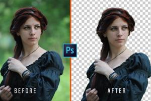 Portfolio for Remove Background Any Photos