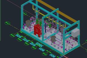 Portfolio for PIPING ENGINEER