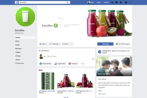 Portfolio for Facebook Page Management