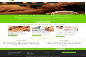 Beauty Courses by Sama Website
