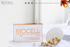 Biocell UK Website Design \u0026 Development