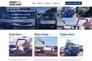 RJS Agreegates Construction Website