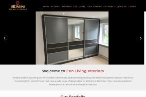 Home Ennliving Interiors Website