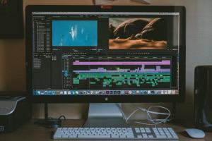 Portfolio for Professional Video Editing.