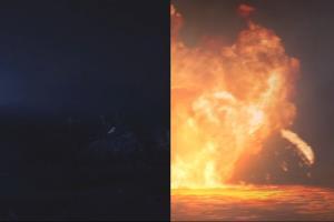 Portfolio for VFX and Motion Graphics