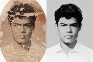 Portfolio for Photo Restoration