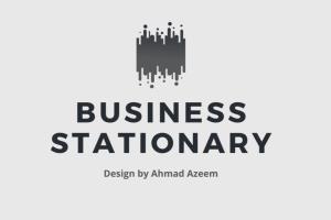 Portfolio for Business Stationary