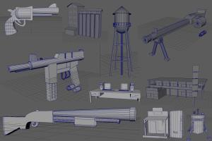 Portfolio for Photoshopper/Unity Game Devt/3DModelling