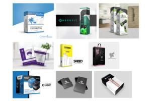 Portfolio for Packaging & Boxes