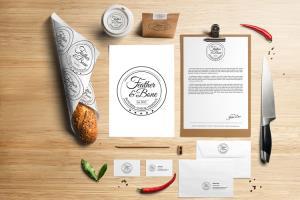 Portfolio for Brand Design