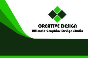 Portfolio for Business/Visiting Card Designer