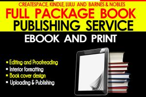 Portfolio for Publish your Book