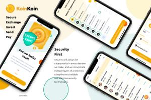 Portfolio for Blockchain Development (Web & Mobile)