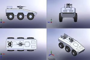 Portfolio for CAD SOLIDWORKS AUTOCAD DESIGN / MODELING
