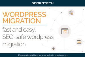 Portfolio for WordPress Migration, Transfer, Clone