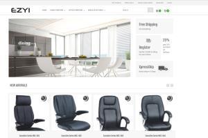 Portfolio for E-Commerce Web Portals