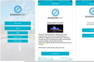 Portfolio for Native and hybrid mobile app developer