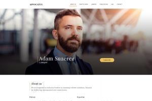 Portfolio for Professional Web Designer