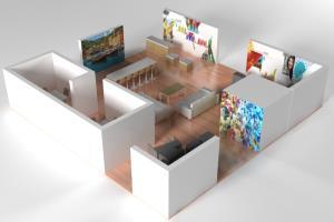 Portfolio for 3d animation modeling render