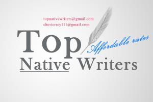 Portfolio for COPY WRITER/ ACADEMIC WRITER/ EDITOR