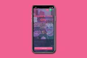 Portfolio for Develop React Native Mobile Application