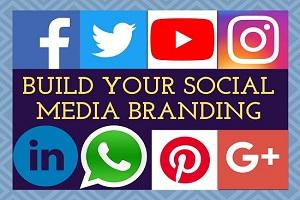 Portfolio for I will create social media account