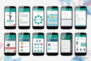 Portfolio for Android|iOS Mobile App Dev. & Maint.