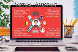 Portfolio for Virtual Assistant/ Admin Support