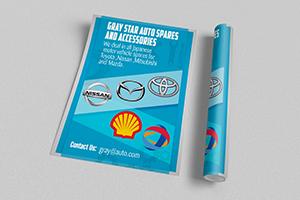 Portfolio for Professional Graphic Designs