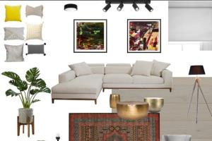 Portfolio for Interior designer & illustrator