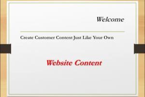 Portfolio for Prospective article,blog,content writer