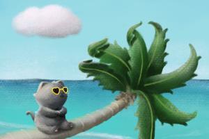 Portfolio for Creative Children's Book Illustrator