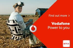 Vodafone - HTML5 Animated Banners