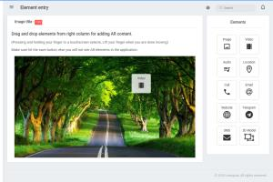 Portfolio for Augmented Reality Development