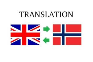 Portfolio for English to Norwegian translation