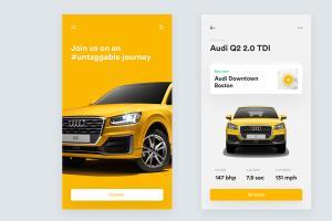 Portfolio for UI Designer