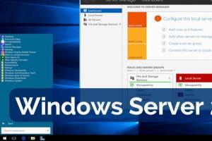 Portfolio for Window Server Administration