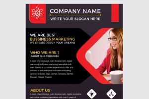 Portfolio for Corporate Branding & Creative Designing