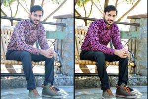 Portfolio for Photoshop, Illustrator Retouching Expert