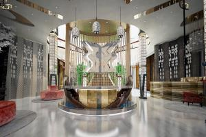 Portfolio for creative inspired interior designing