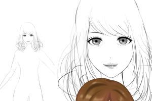 Portfolio for Live 2D Character Design