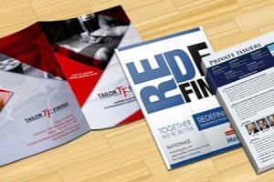 Portfolio for Print Media