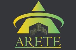 Logo Designed for Arete Construction Company