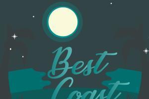 Logo Designed Best Coast