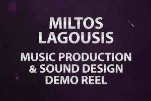 Portfolio for Film Score & Sound Design