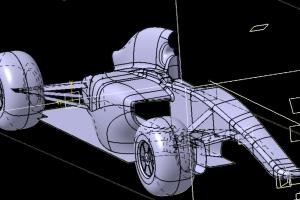 Portfolio for Cad Modeler, Surfaces, Aerospace