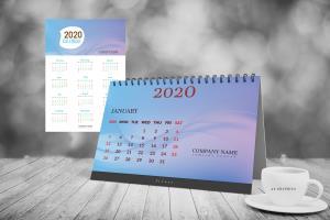 Portfolio for Calendar design (wall / desk / online)